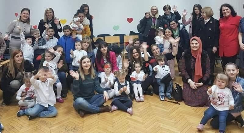Mekteb za predškolski uzrast Bijeljina ispratio je šestu generaciju predškolaraca (FOTO)