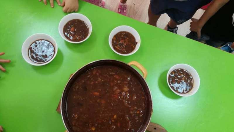 Mekteb za predškolski uzrast – Ašure za najmlađe i njihove roditelje