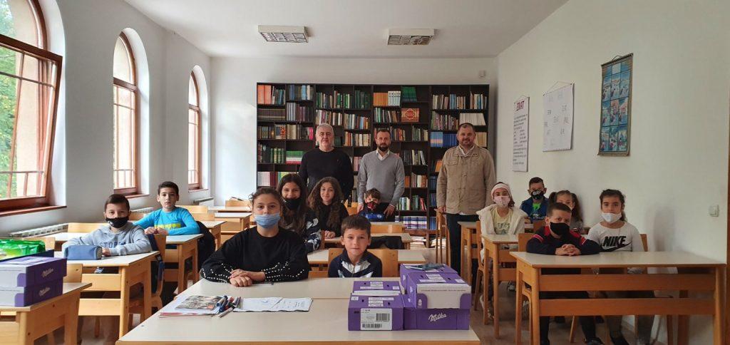 Hedije za polaznike mekteba i mekteba za predškolski izrast u Bijeljini i Janji