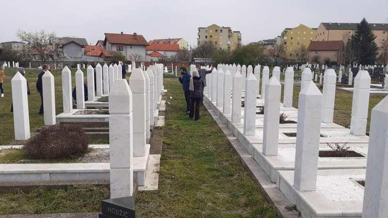 Dan civilnih žrtava rata u Bijeljini, 2. april, dan tuge, sjećanja i emaneta