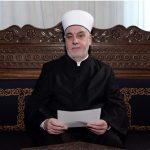 Bajramska poruka reisu-l-uleme: Udružimo se da dobro i mir nadvlada našim društvom