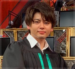 東大王の正規メンバーとなった3年間浪人していた東大生の砂川信哉の高校の卒業アルバムの写真画像