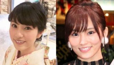 鈴木光と山本彩さや姉が似てる!姉の結花もさや姉似と噂