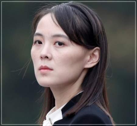 金正恩党委員長の妹金与正の顔画像