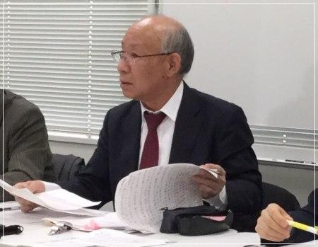 宇都宮健児弁護士の顔画像