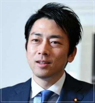イケメン小泉進次郎環境大臣の顔画像