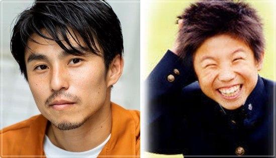 現在と金八先生時代の中尾明慶の顔画像