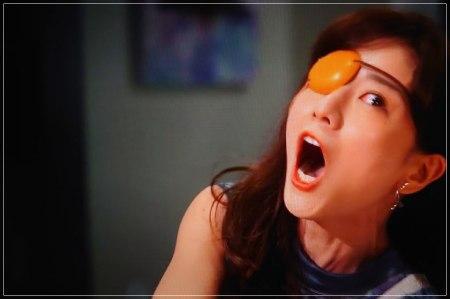 あゆのドラマMで怪演が'話題の田中みな実が「許さなーいVS許さなーい」ドラマシーンで怖すぎる時の画像