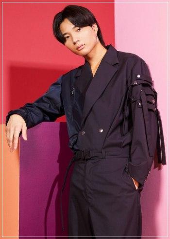 OWVメンバーの中川勝就の顔画像
