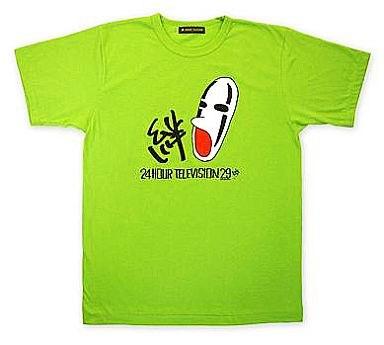 2006年の24時間テレビチャリTシャツデザイン画像