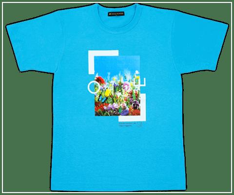 2016年の24時間テレビチャリTシャツデザイン画像