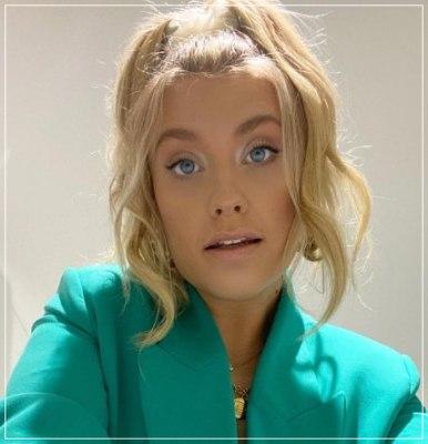 ストレッチャーズの曲This is Realを歌うエラ・ヘンダーソンの顔画像