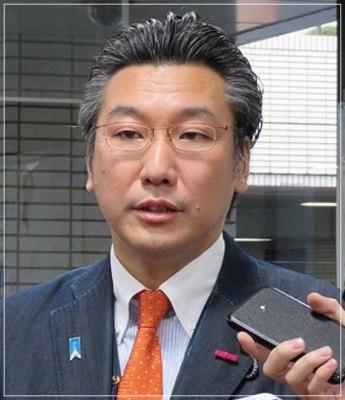 自見英子政務官とコロナ不倫が文春砲に遭った橋本岳厚労副大臣の顔画像