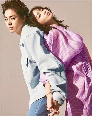 交際スタートした後の菅田将暉と小松菜奈の2ショット画像
