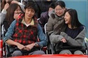 吉高由里子と  の2ショット画像