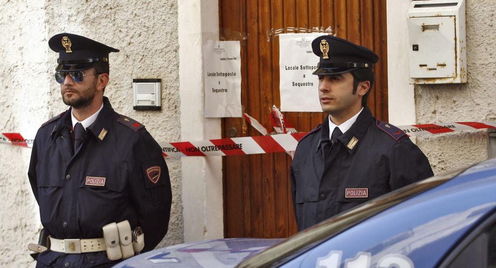 Włochy policja aresztowała 27 członków loży masońskiej , czym zakończono jej działalność