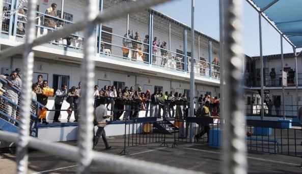 Osrodek karno-detencyjny w Holton