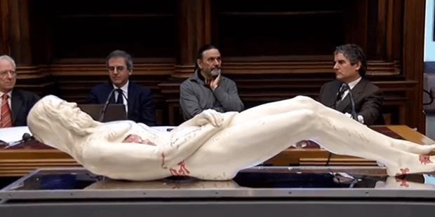 Mężczyzna z Całunu zrekonstruowany w 3D. Ewangelia mówi prawdę