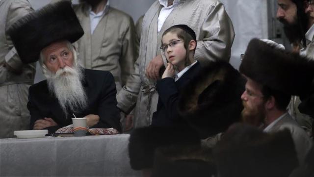 zydzi ortodoksyjni