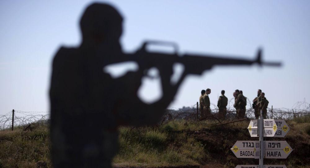 Obrona przeciwlotnicza Syrii odparła atak z Izraela