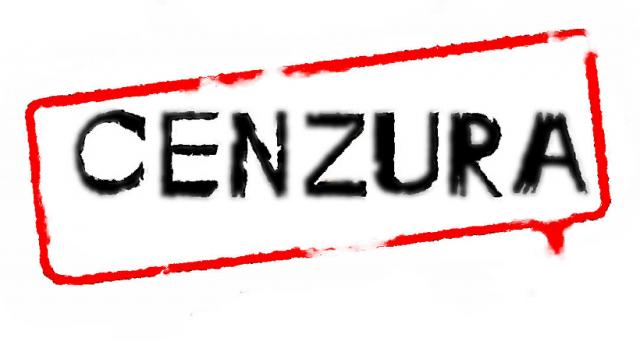 CENZURA - ZAMORDYZM.