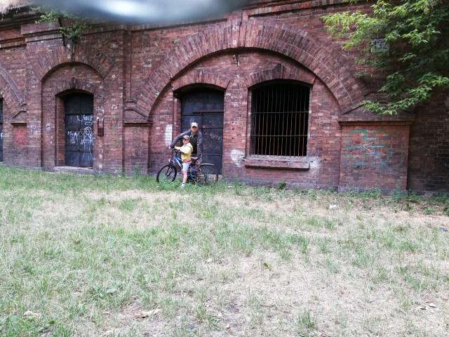 Jeden z Warszawskich Fortów