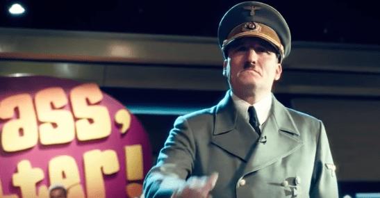 """Krótkie przemówienie Hitlera z filmu """"On wrócił"""""""