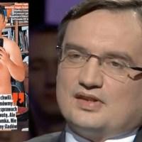 Zboczeniec Ziobry. Pupil ministra wysyłał kobietom nagie fotki