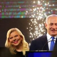 Żona Netanjahu urządziła awanturę w drodze do Kijowa i rzuciła na ziemię ukraiński chleb - VIDEO !