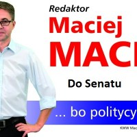 REDAKTOR MACIEJ MACIAK BEZ CENZURY O WYBORACH 2019 KANTACH I PRZEKRĘTACH