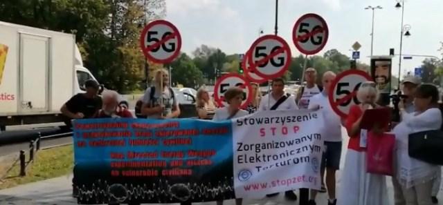 TI-Day 2019 Polska STOP 5G