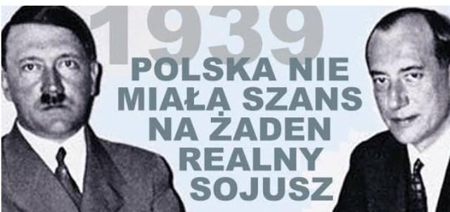 W 1939 r. Polska nie miała żadnych szans na sojusze militarne | prof. L. Wyszczelski Media Narodowe