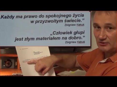 """""""Dr. KĘKUŚ - PO PIERWSZE POLAK"""""""