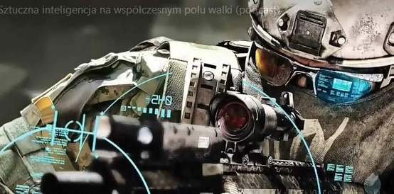 Sztuczna inteligencja na współczesnym polu walki (podcast)