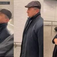 """Zbigniew Stonoga dorwał Kuchcińskiego na lotnisku! """"Niech pan przekaże Ziobrze trzy ch** ode mnie"""" [VIDEO]"""