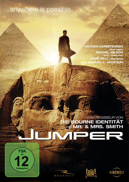 Jumper (2008) S/F