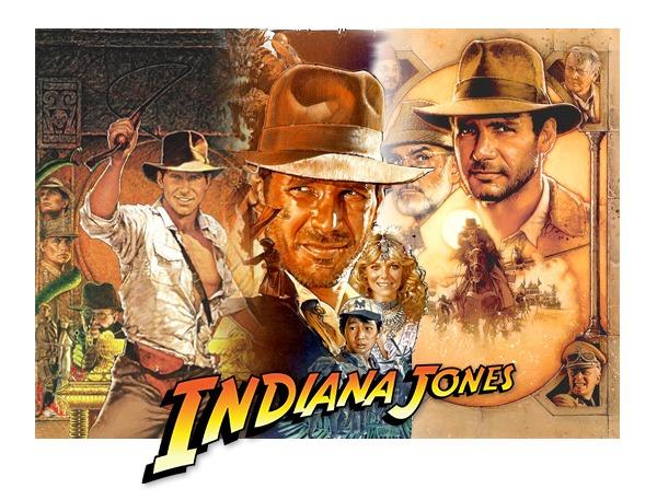 Indiana Jones . I . (1981)