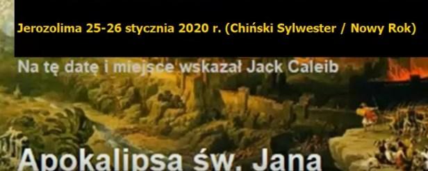 """Krzysztof Jackowski przewidział niepokojące wydarzenia Sylwestra tego roku """"w Chinach 25 stycznia"""""""