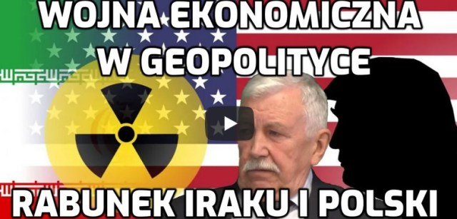 Polska jak Iran i Irak? GRABIEŻ BOGACTW NATURALNYCH w Polsce i na Bliskim Wschodzie