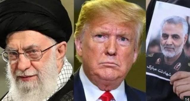 IRAN zaatakowany przez USA – Będzie odwet generała Sulejmaniego