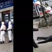 Tajemniczy koronawirus w Chinach. Ludzie padają na ulicach. PRZERAŻAJĄCE nagrania [VIDEO]
