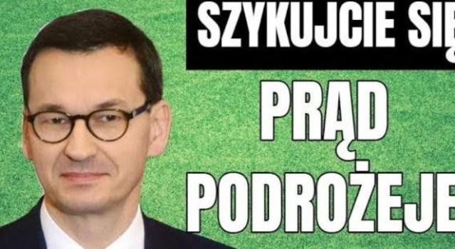 """Idzie podwyżka cen prądu w 2020 – PiS ma nowy pomysł jak udobruchać Polaków – """"108 PLUS"""""""