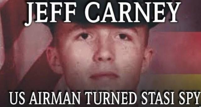 Jeff Carney – Kret Stasi w Amerykańskim Wywiadzie 2017 Lektor PL FILM DOKUMENTALNY