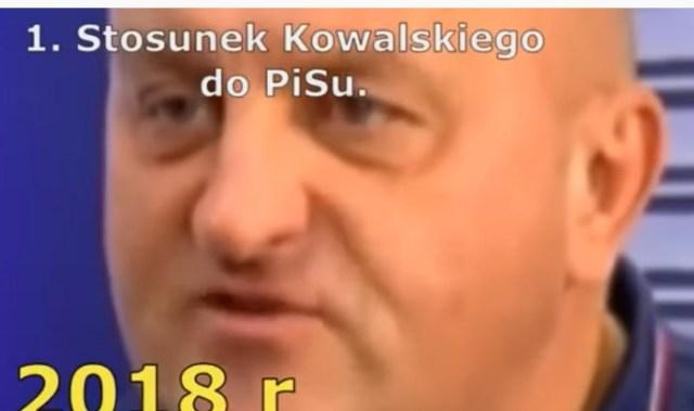 SZOK! Najemnik Marian Kowalski stworzył Marsz Niepodległości! (sPISek-suplement)
