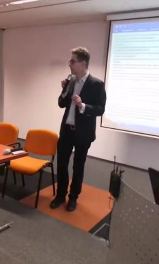 Spotkanie Włocławek Maciej Maciak Kandydci Na Fotel Prezydenta