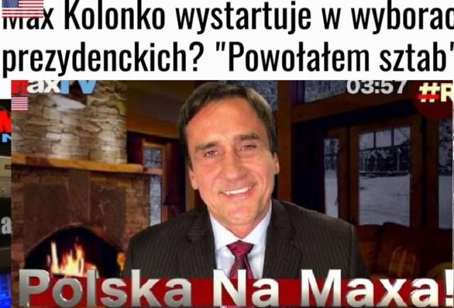#R Max Kolonko – POLSKA NA MAXA – LIVE multicast Newsbrief