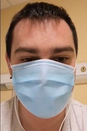 Szokujący materiał pana  Bogdana Krogulski – Szpital  w Sosnowcu