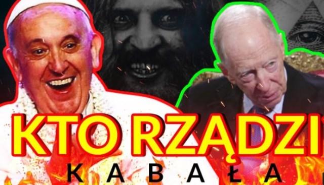 Kabała, kto rządzi światem? Czarny Papież, Czarna szlachta.