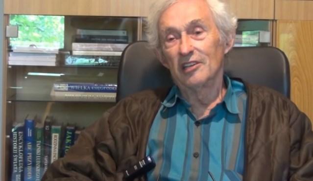 Opresja szczepień – nieznany zapis wideo – prof. Stansiław Wiąckowski – mat archiwaly