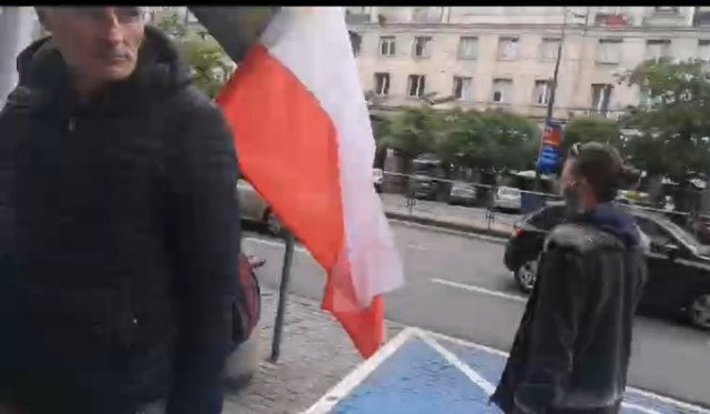 Warszawa strajk na zywo 23.05.2020 – Plac Defilad